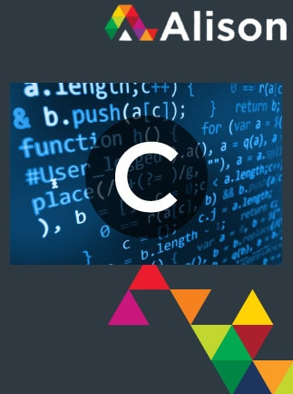 Introduction to C Programming Course Alison GLOBAL - Digital Certificate - box