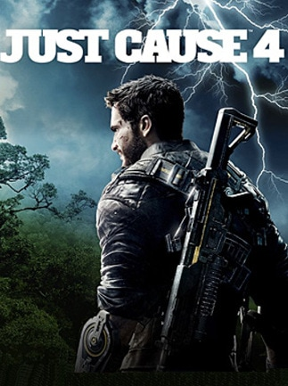 Just Cause 4 Steam Key GLOBAL - box