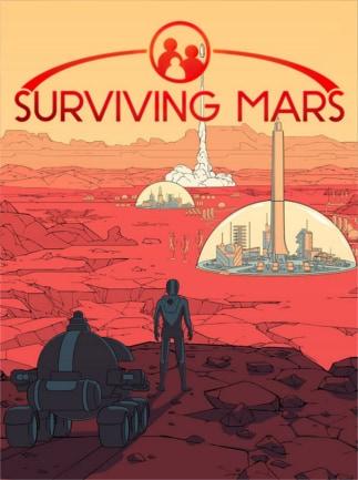 Surviving Mars Steam Key GLOBAL - okładka
