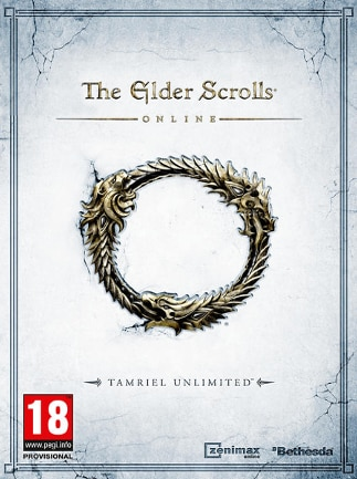 The Elder Scrolls Online: Tamriel Unlimited (PC) - Buy Game CD-Key