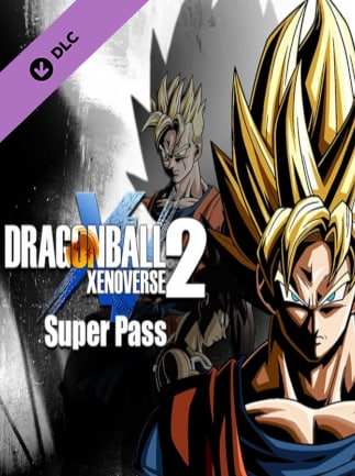 DRAGON BALL XENOVERSE 2 - Super Pass Steam Key GLOBAL