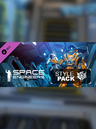 Space Engineers - Style Pack Steam Gift GLOBAL - G2A COM