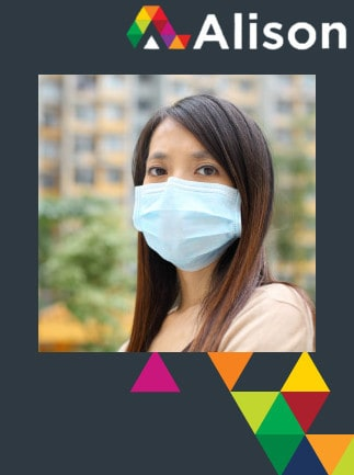 Health Guidelines for Avoiding Infectious Diseases Alison Course GLOBAL - Digital Certificate - ボックス
