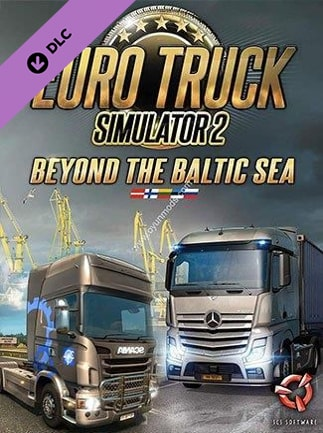euro truck simulator 2 beyond the baltic sea steam key. Black Bedroom Furniture Sets. Home Design Ideas