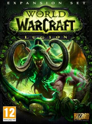 World of Warcraft: Legion Digital Deluxe Blizzard Key NORTH AMERICA - gameplay - 6