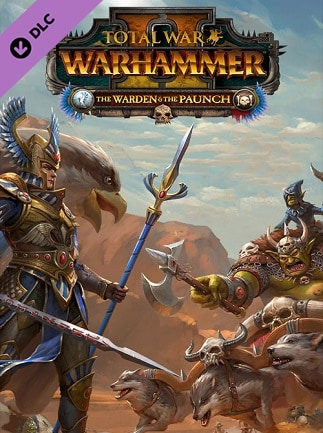 Total War: WARHAMMER II - The Warden & The Paunch (PC) - Steam Gift - EUROPE