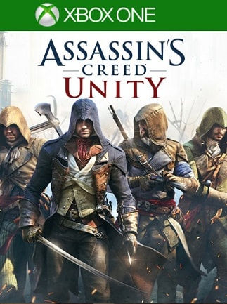 Assassin S Creed Unity Xbox One Buy Game Cd Key
