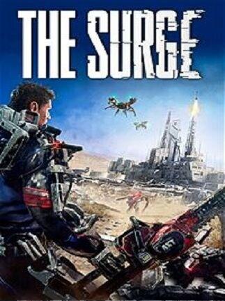 The Surge Steam Key GLOBAL - box