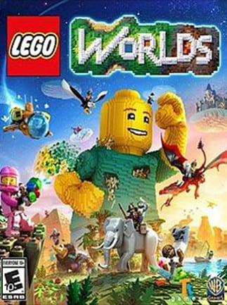 LEGO Worlds Steam Key GLOBAL - G2A.COM