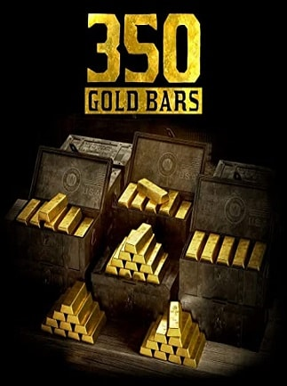 RED DEAD REDEMPTION 2 Online 350 Gold Bars (Xbox One) - Xbox Live Key - GLOBAL