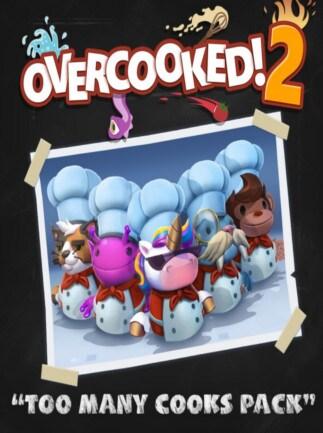 Overcooked! 2 - Too Many Cooks Pack Steam Key RU/CIS