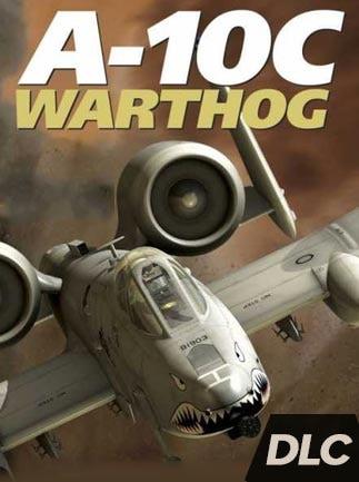 DCS: A-10C Warthog Key GLOBAL - G2A COM