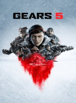 Gears 5 for PC, Xbox One - Buy Xbox Live Game Key