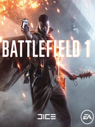 Battlefield 1 Origin Key GLOBAL - box
