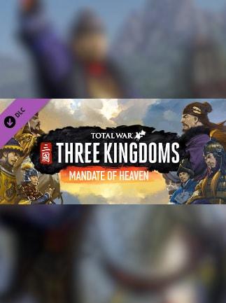 Total War: THREE KINGDOMS - Mandate of Heaven (DLC) - Steam - Key GLOBAL