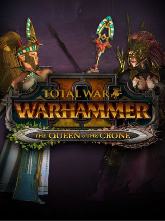 Total War: WARHAMMER II - The Queen & The Crone Steam Key EUROPE