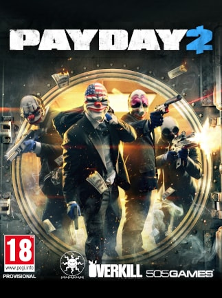 PAYDAY 2: LEGACY COLLECTION - Steam - Key GLOBAL