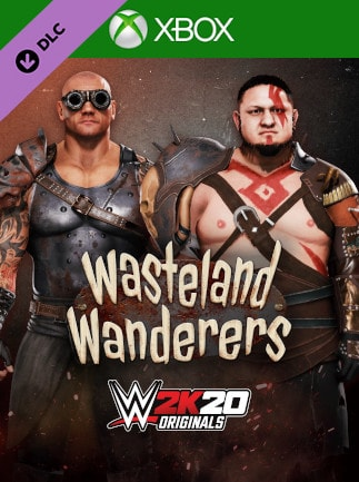 WWE 2K20 Originals: Wasteland Wanderers (Xbox One) - Xbox Live Key - UNITED STATES