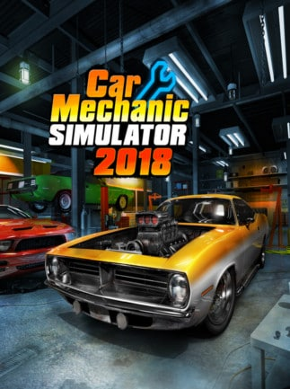 Car Mechanic Simulator 2018 (PC) - Buy Steam Game CD-Key