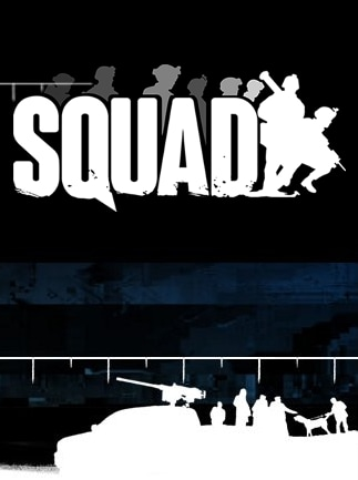Squad Steam Key GLOBAL - box