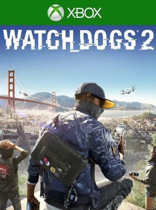 Watch Dogs 2 (Xbox One) - Xbox Live Key - UNITED STATES