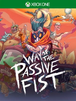 Way of the Passive Fist XBOX LIVE Key XBOX ONE EUROPE - G2A COM