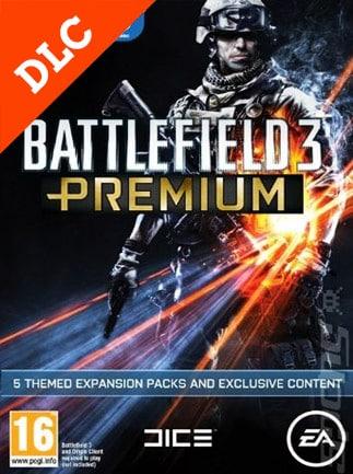 Battlefield 3 Premium Origin Key GLOBAL - box