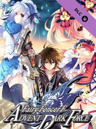 Fairy Fencer F ADF Fairy Set 1: Ahab and Leela (PC) - Steam Key - GLOBAL