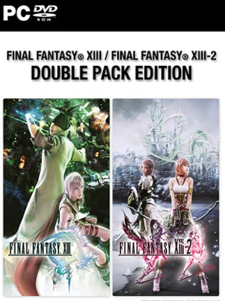 FINAL FANTASY XIII & XIII-2 BUNDLE Steam Key GLOBAL - G2A COM