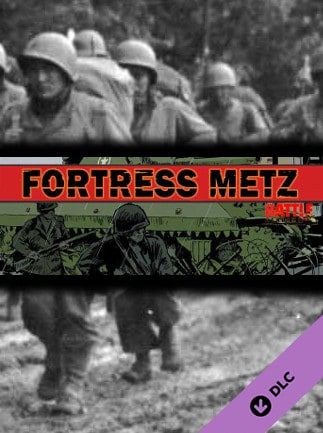 Battle Academy - Fortress Metz Steam Key GLOBAL