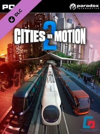Cities in Motion 2 - Wending Waterbuses Steam Key GLOBAL