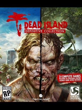Dead Island Definitive Collection Steam Key GLOBAL