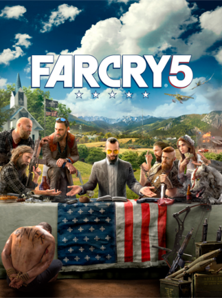 Far Cry 5 Uplay Key EUROPE - box