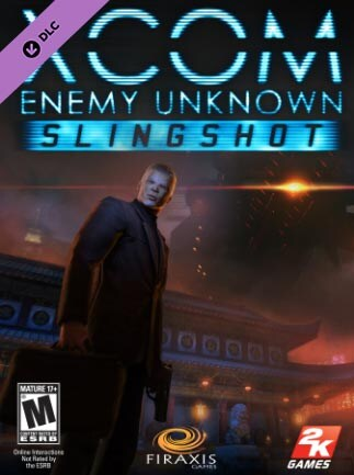 XCOM: Enemy Unknown - Slingshot Pack Steam Key GLOBAL