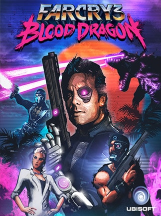 Far cry 3 blood dragon confirm