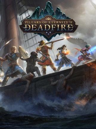 Pillars of Eternity II: Deadfire Steam Key PC GLOBAL - okładka