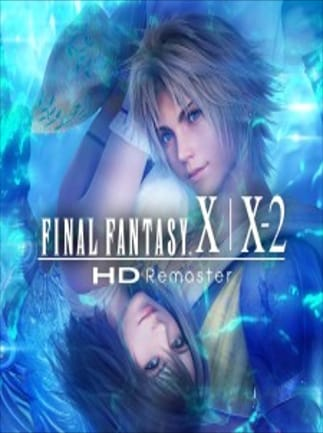 FINAL FANTASY X/X-2 HD Remaster Steam Key GLOBAL - box
