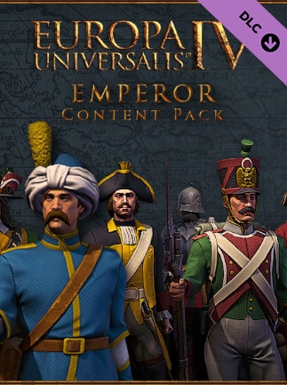Europa Universalis IV: Emperor Content Pack (PC) - Steam Key - GLOBAL