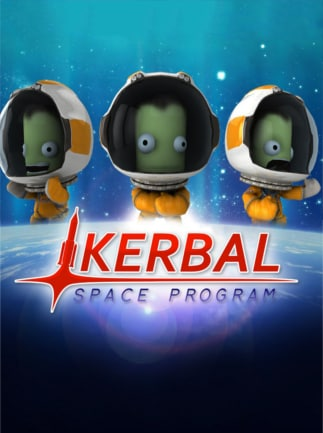 Kerbal Space Program Steam Key GLOBAL - box