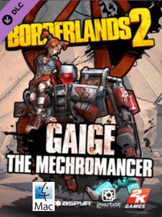 Borderlands 2 - Mechromancer Pack Steam Key GLOBAL - G2A COM