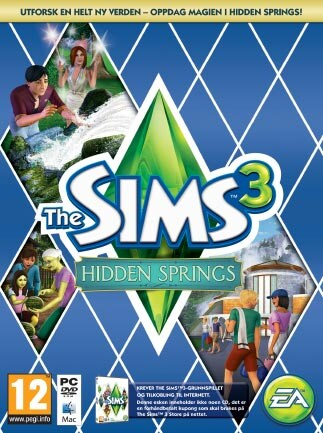 The Sims 3: Hidden Springs Key GLOBAL - G2A COM