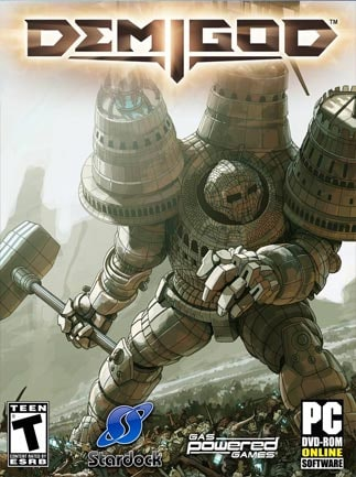 Demigod Steam Key GLOBAL - gameplay - 2