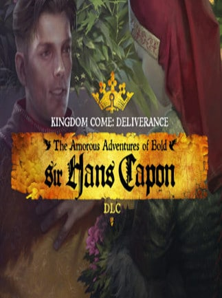Kingdom Come: Deliverance – The Amorous Adventures of Bold Sir Hans Capon Steam Key RU/CIS
