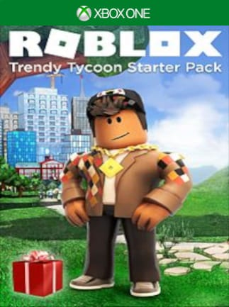 Roblox Trendy Tycoon Starter Pack Xbox Live Key Xbox One Europe