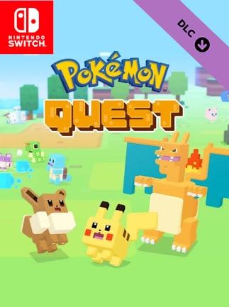 Pokémon Quest Expedition Pack (DLC) - Nintendo Switch - Key EUROPE
