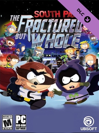 South Park The Fractured but Whole - Season Pass PC Uplay Key NORTH AMERICA