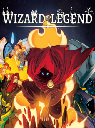 Wizard of Legend Steam Key GLOBAL