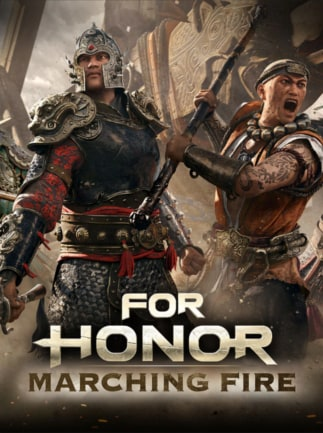 FOR HONOR Marching Fire Expansion Uplay Key RU/CIS