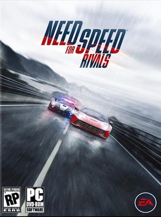 Need For Speed Rivals: Complete Edition Origin Key GLOBAL - box