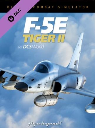 DCS: F-5E Tiger II Key GLOBAL - G2A COM